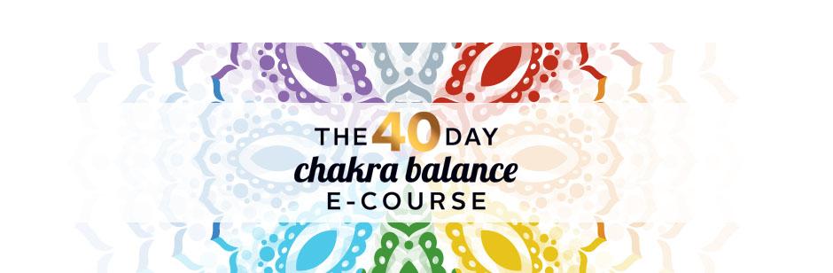 40 Day Chakra Balance with Patty Kikos
